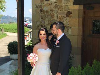 La boda de Mari y Damian