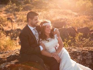 La boda de Flor y Juanjo