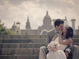 La boda de Gerardo y Andreina
