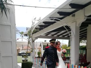 La boda de Sandra y Yeison 1