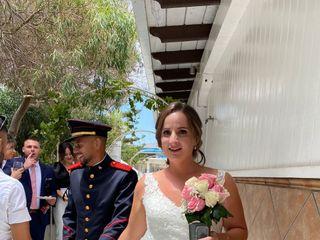 La boda de Sandra y Yeison 3