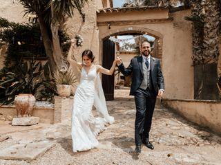 La boda de Monica y Dani