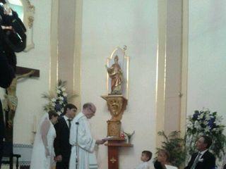 La boda de Juan Carlos y María José 3