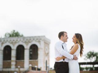 La boda de Elisa y Luis 1