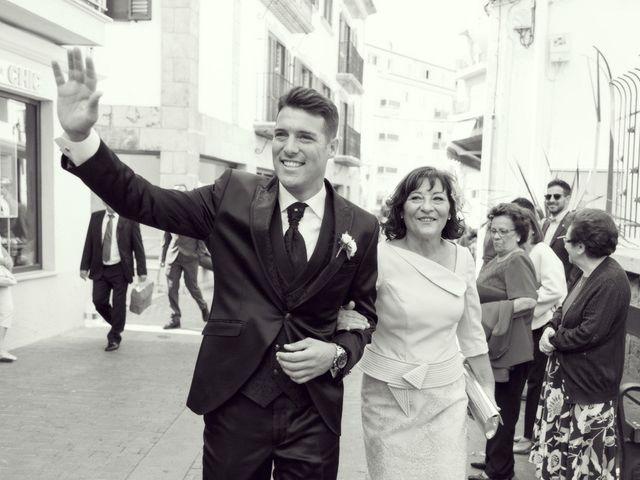 La boda de Jose Manuel y Belén en Xàbia/jávea, Alicante 16