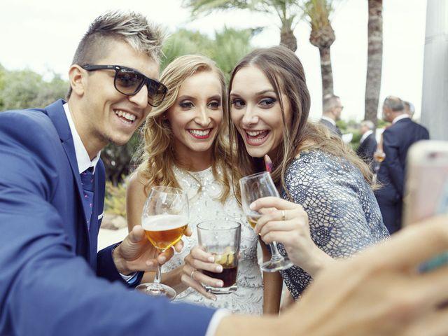 La boda de Jose Manuel y Belén en Xàbia/jávea, Alicante 26