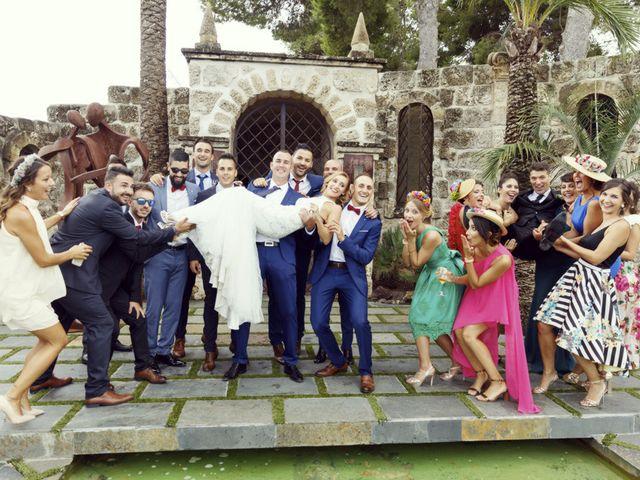 La boda de Jose Manuel y Belén en Xàbia/jávea, Alicante 27