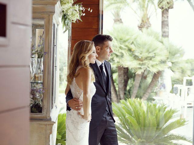 La boda de Jose Manuel y Belén en Xàbia/jávea, Alicante 33