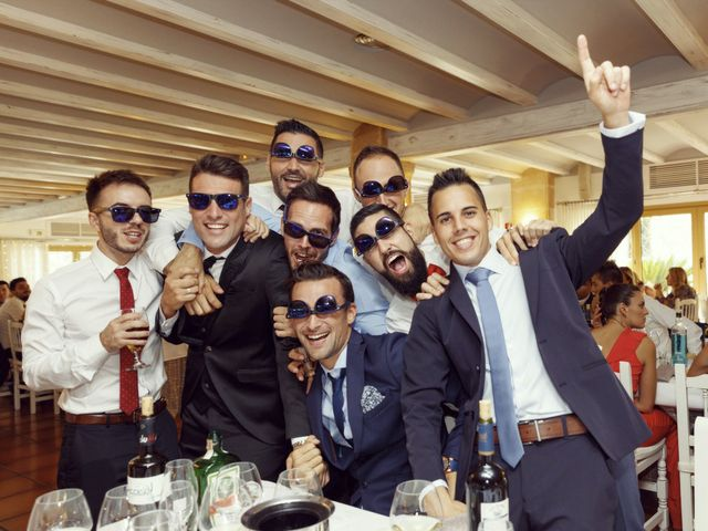 La boda de Jose Manuel y Belén en Xàbia/jávea, Alicante 34