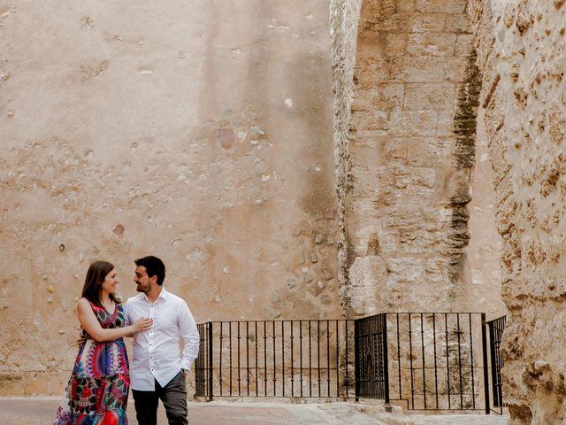 La boda de Salva y Rebeca en Castellnovo, Castellón 2