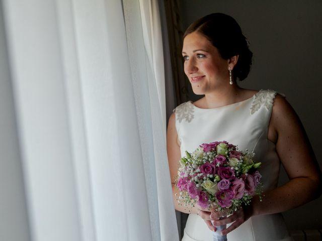 La boda de Salva y Rebeca en Castellnovo, Castellón 17