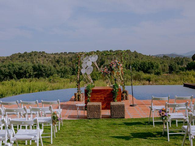 La boda de Salva y Rebeca en Castellnovo, Castellón 20