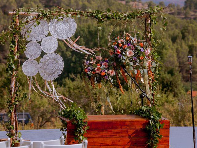 La boda de Salva y Rebeca en Castellnovo, Castellón 21
