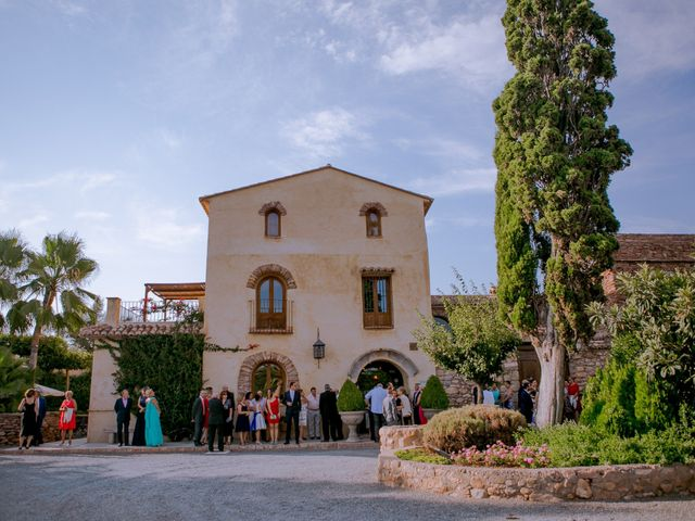La boda de Salva y Rebeca en Castellnovo, Castellón 23