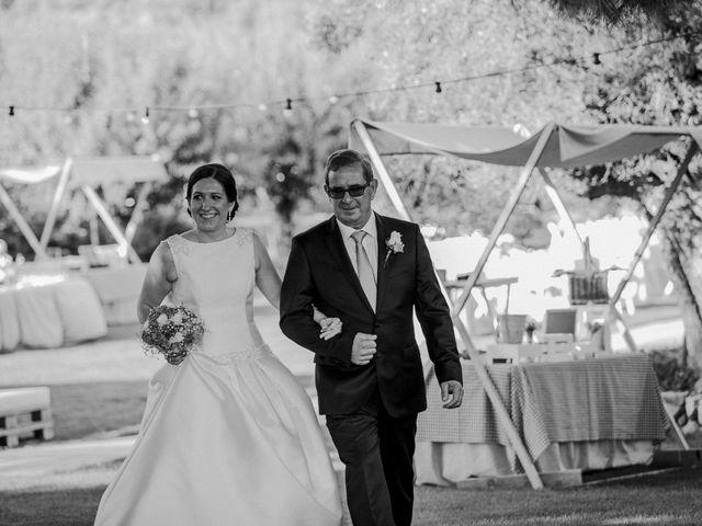 La boda de Salva y Rebeca en Castellnovo, Castellón 26