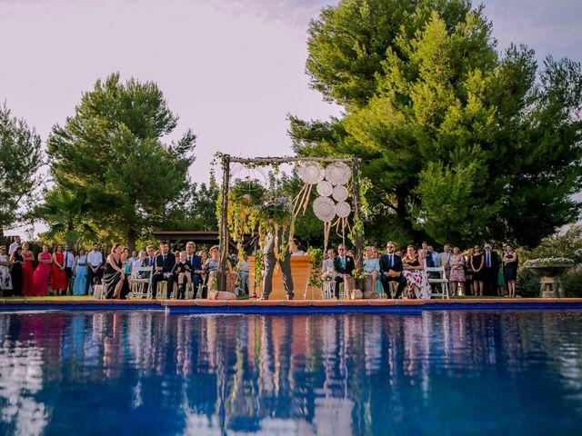 La boda de Salva y Rebeca en Castellnovo, Castellón 27