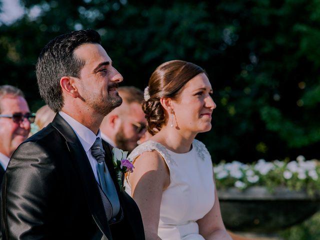 La boda de Salva y Rebeca en Castellnovo, Castellón 28
