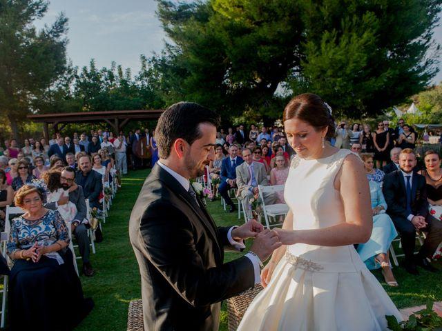 La boda de Salva y Rebeca en Castellnovo, Castellón 31