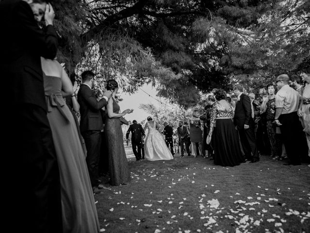 La boda de Salva y Rebeca en Castellnovo, Castellón 33