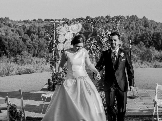La boda de Salva y Rebeca en Castellnovo, Castellón 34