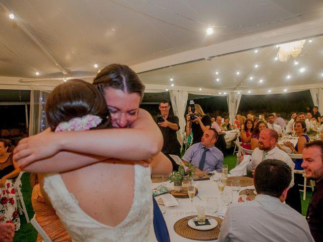 La boda de Salva y Rebeca en Castellnovo, Castellón 40