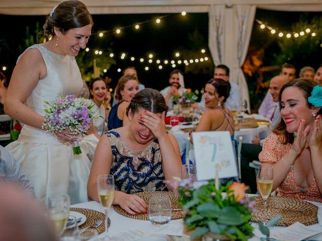 La boda de Salva y Rebeca en Castellnovo, Castellón 41