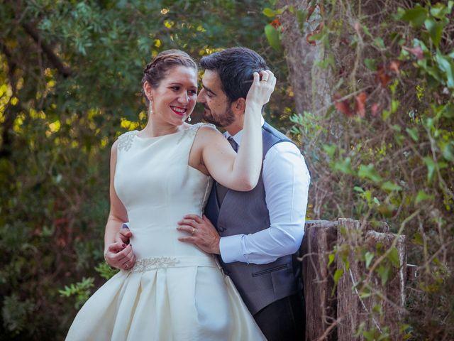 La boda de Rebeca y Salva