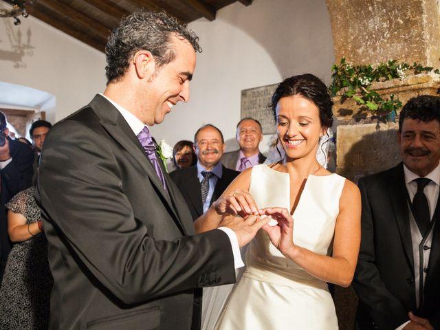 La boda de Eduardo y Natalia en Aces De Candamo, Asturias 1