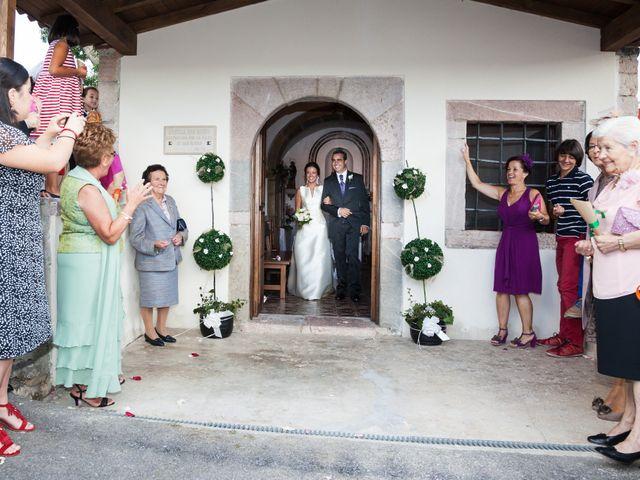 La boda de Eduardo y Natalia en Aces De Candamo, Asturias 13