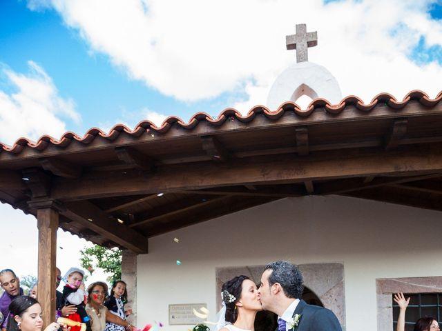 La boda de Eduardo y Natalia en Aces De Candamo, Asturias 14