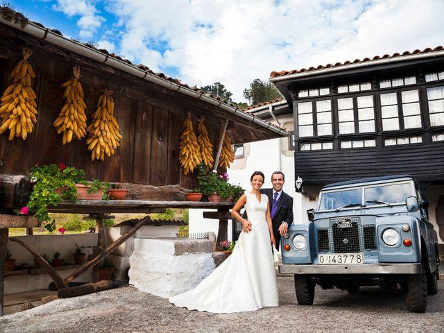 La boda de Natalia y Eduardo
