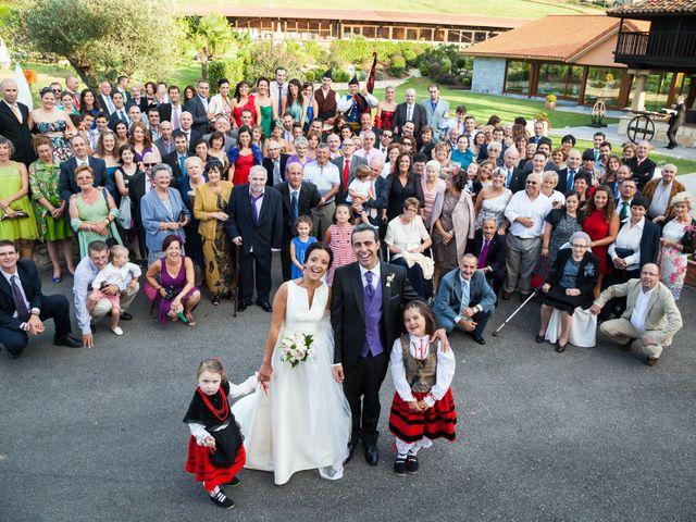 La boda de Eduardo y Natalia en Aces De Candamo, Asturias 23