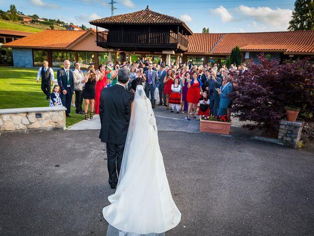 La boda de Eduardo y Natalia en Aces De Candamo, Asturias 22