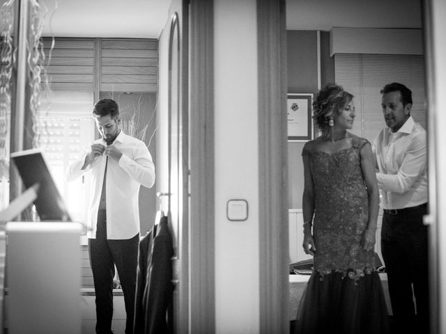 La boda de Denis y Alexandra en Montbrio Del Camp, Tarragona 3