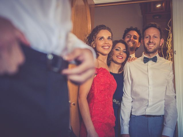 La boda de Denis y Alexandra en Montbrio Del Camp, Tarragona 4
