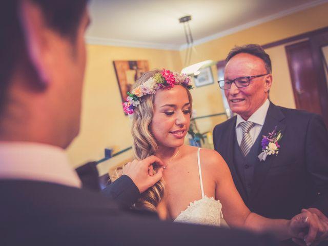 La boda de Denis y Alexandra en Montbrio Del Camp, Tarragona 18
