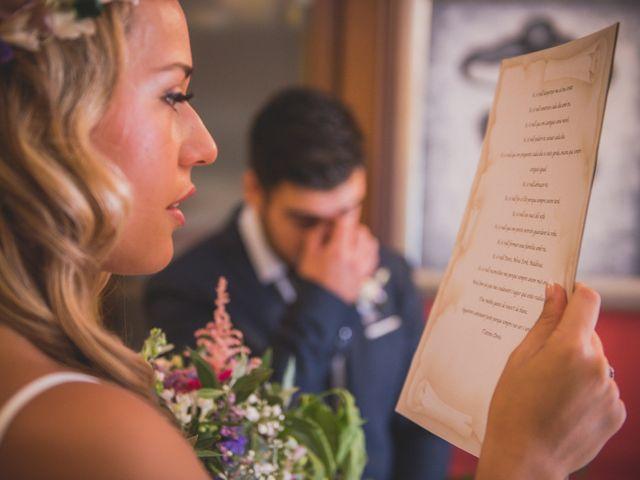 La boda de Denis y Alexandra en Montbrio Del Camp, Tarragona 19