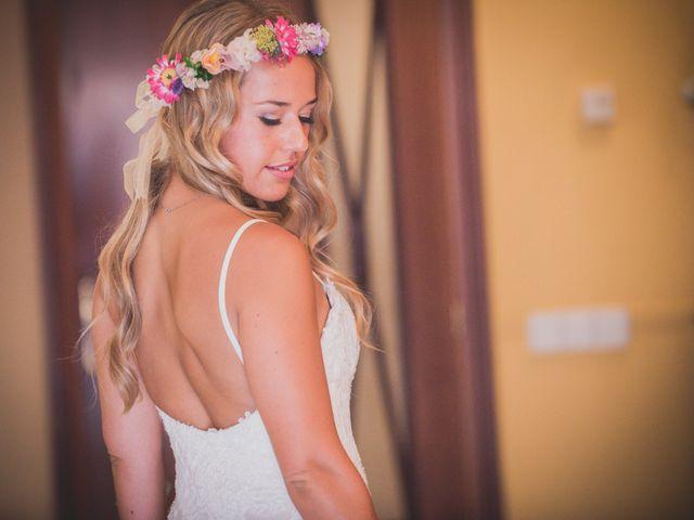 La boda de Denis y Alexandra en Montbrio Del Camp, Tarragona 21