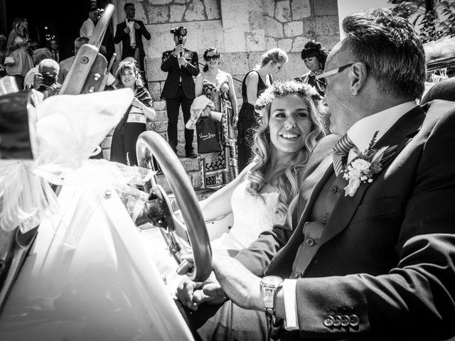 La boda de Denis y Alexandra en Montbrio Del Camp, Tarragona 24