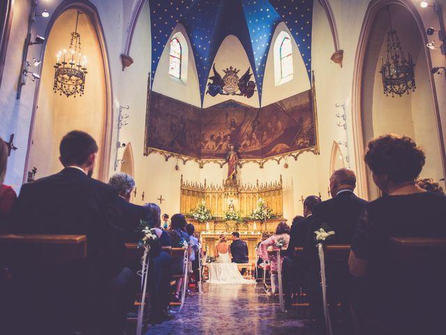 La boda de Denis y Alexandra en Montbrio Del Camp, Tarragona 26