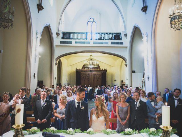La boda de Denis y Alexandra en Montbrio Del Camp, Tarragona 29