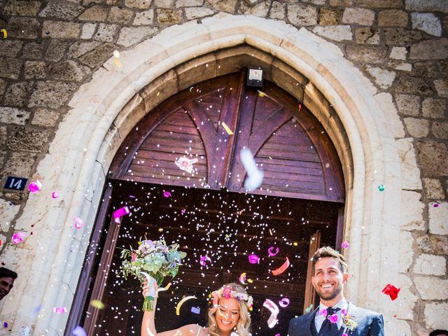 La boda de Denis y Alexandra en Montbrio Del Camp, Tarragona 30