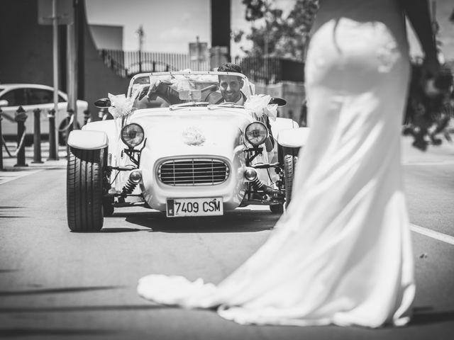 La boda de Denis y Alexandra en Montbrio Del Camp, Tarragona 31