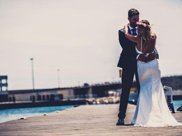La boda de Denis y Alexandra en Montbrio Del Camp, Tarragona 32