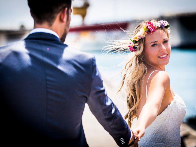 La boda de Denis y Alexandra en Montbrio Del Camp, Tarragona 33