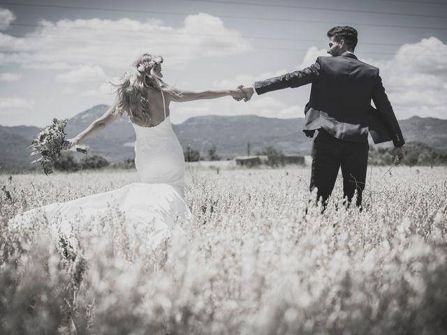 La boda de Denis y Alexandra en Montbrio Del Camp, Tarragona 34