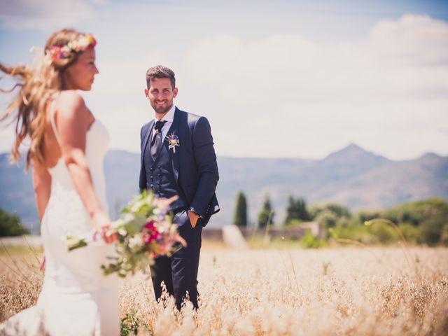 La boda de Denis y Alexandra en Montbrio Del Camp, Tarragona 1