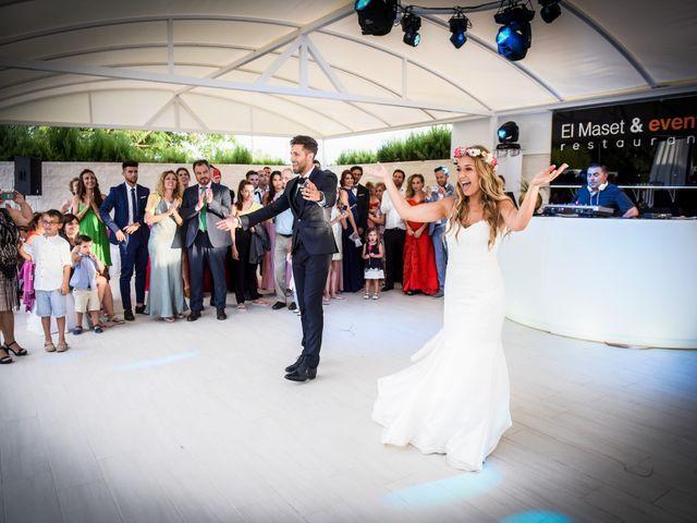 La boda de Denis y Alexandra en Montbrio Del Camp, Tarragona 40