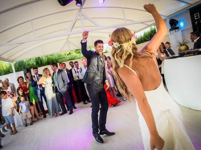 La boda de Denis y Alexandra en Montbrio Del Camp, Tarragona 41