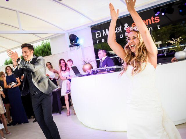 La boda de Denis y Alexandra en Montbrio Del Camp, Tarragona 42